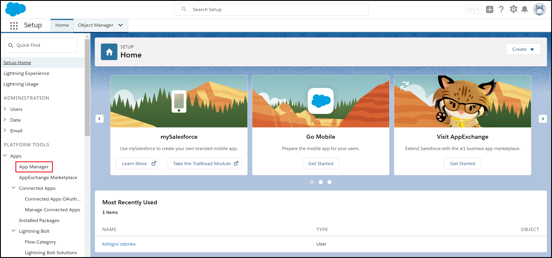 salesforce platform tools