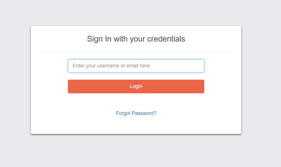 miniorange onpremise AWS login