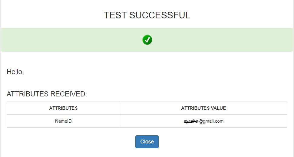 test config adfs 2FA